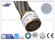 Good Quality Tyre Steel Wire & Good Resilience Crane Wire Rope 6-48mm For Hoist / Loading 6x36WS+IWRC on sale