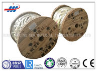 China Dia 11mm Uncoated Elevator Wire Rope 8x19W+FC With 10m-2000m / Reel Length factory