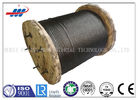 China Durable Elevator Wire Rope Dia 10mm With Double Tensile Strength 1370/1770MPA factory