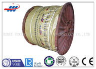 China 19x7 Anti Twisting Steel Wire Rope Cable For Building / Shipping , Length OEM factory