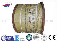 China Durable Ungalvanized Steel Wire Rope 6-48mm Gauge , 1570-1960MPA Tensile Strength factory