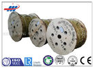 China Uncoated High Carbon Steel Rope Cable 36x7+IWS For Loading / Unloading factory