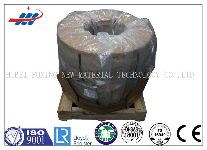 Industrial Zinc Coated Steel Wire For Mesh Scouring Pad , OWM Service