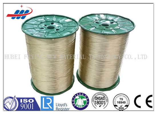 High Carbon 72A Tyre Steel Wire 3x3x0.15 For Metal Carcass Material