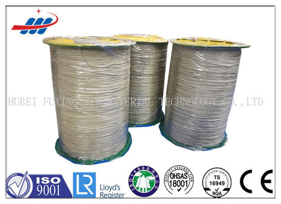 Professional Brass Coated Steel Wire Golen Color with 0.25-0.35mm Wire Gauge