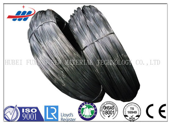 High Tensile Bright Carbon Steel Wire , Spring Steel Rod Size Customized