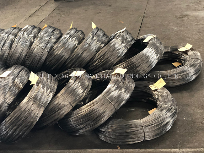 Polish Brush / Spring Steel Wire Uncoated Surface With 1520-1720MPA Tensile Strength